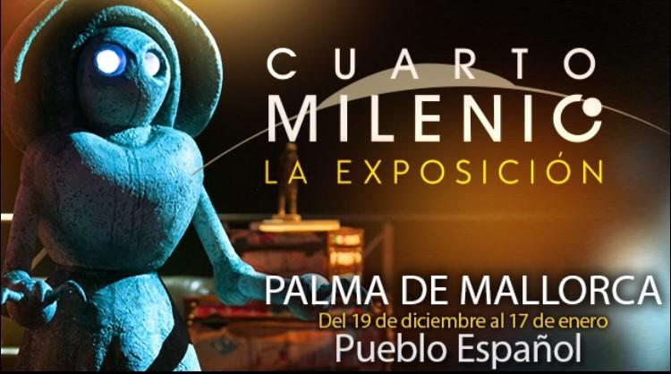 Aterriza en Palma una exposición sobre \'Cuarto Milenio\' » Otros eventos