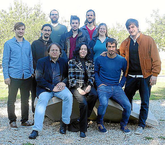 El premio Jaume II al grupo Relativitat i Gravitació de la UIB.