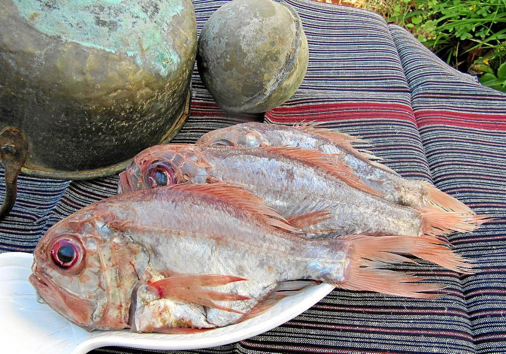 El pescado tiene un alto contenido de omega-3
