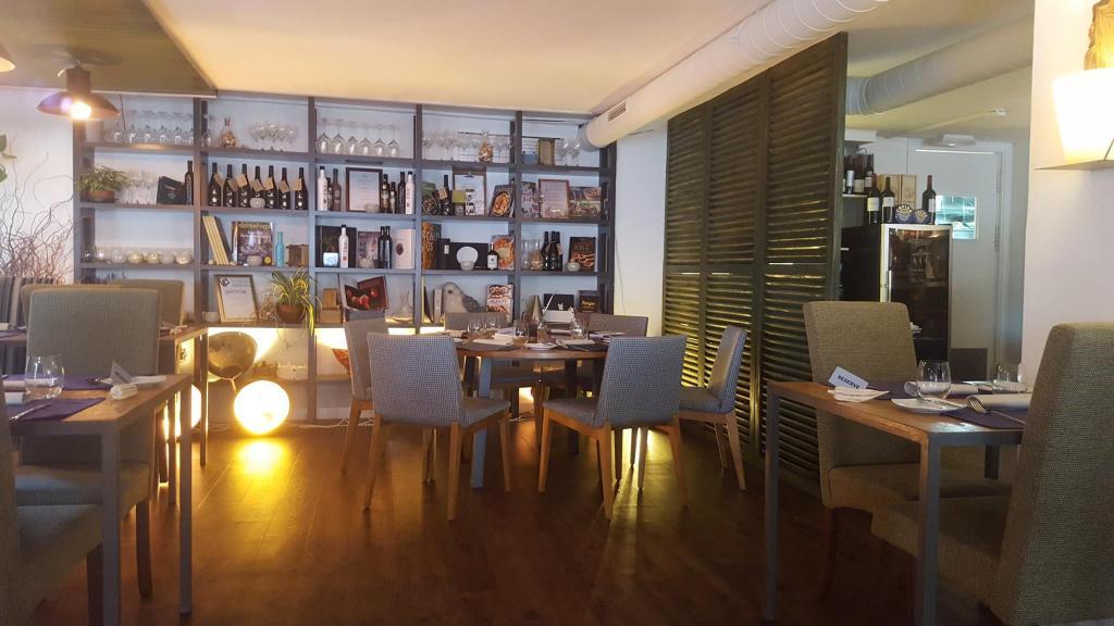 restaurante Adrián Quetglas