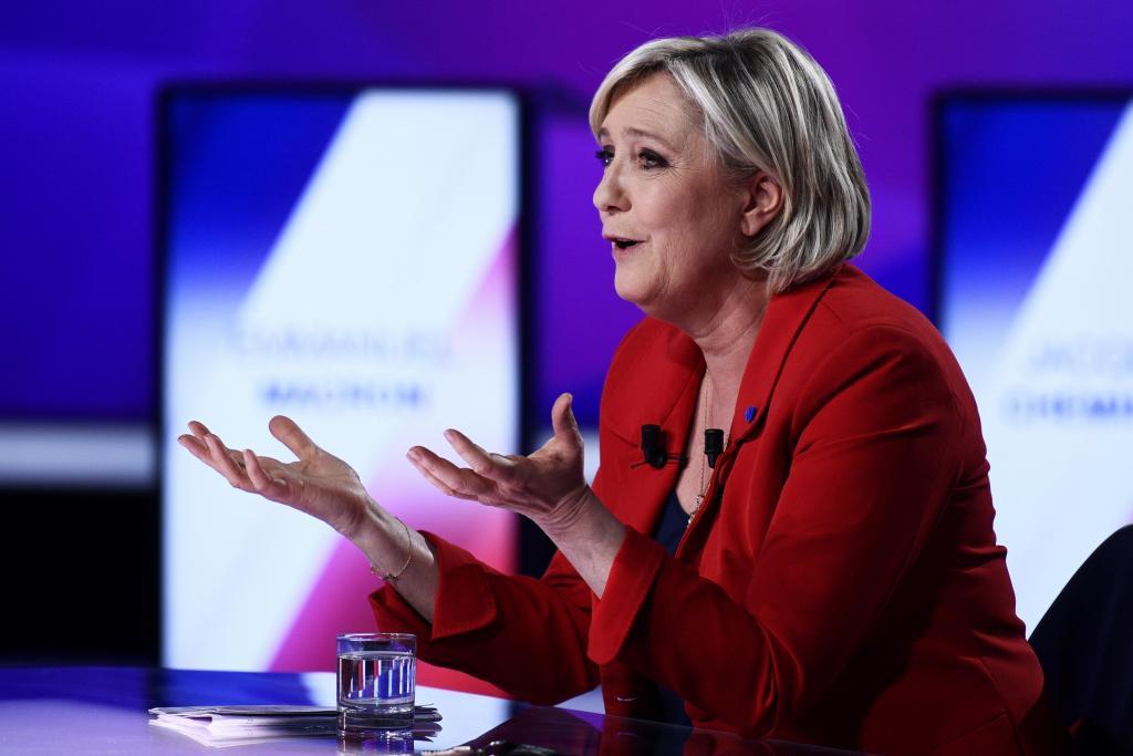 Le Pen.