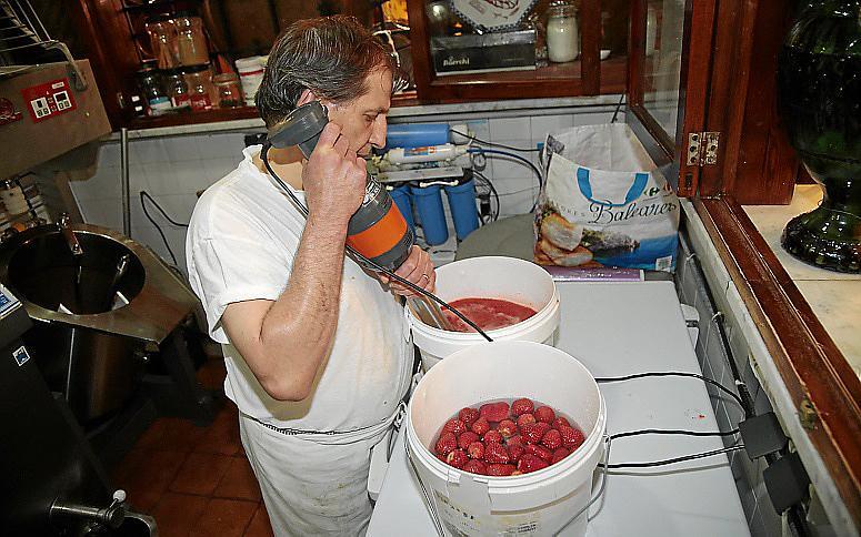 palma report de helados can joan de s aigo foto cañellas