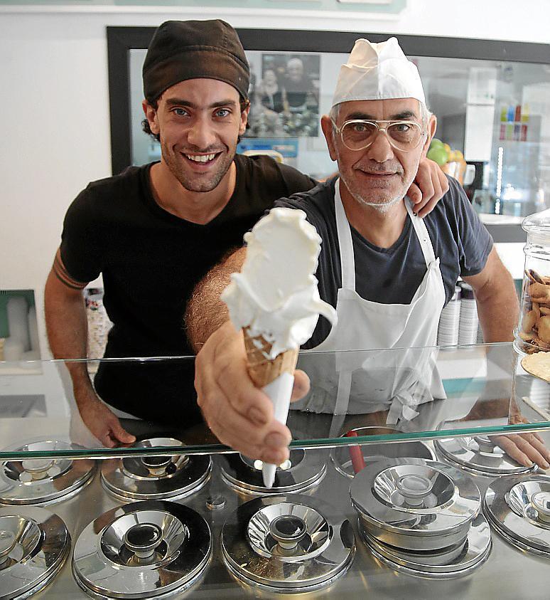 palma report de helados helados ianninni foto cañellas