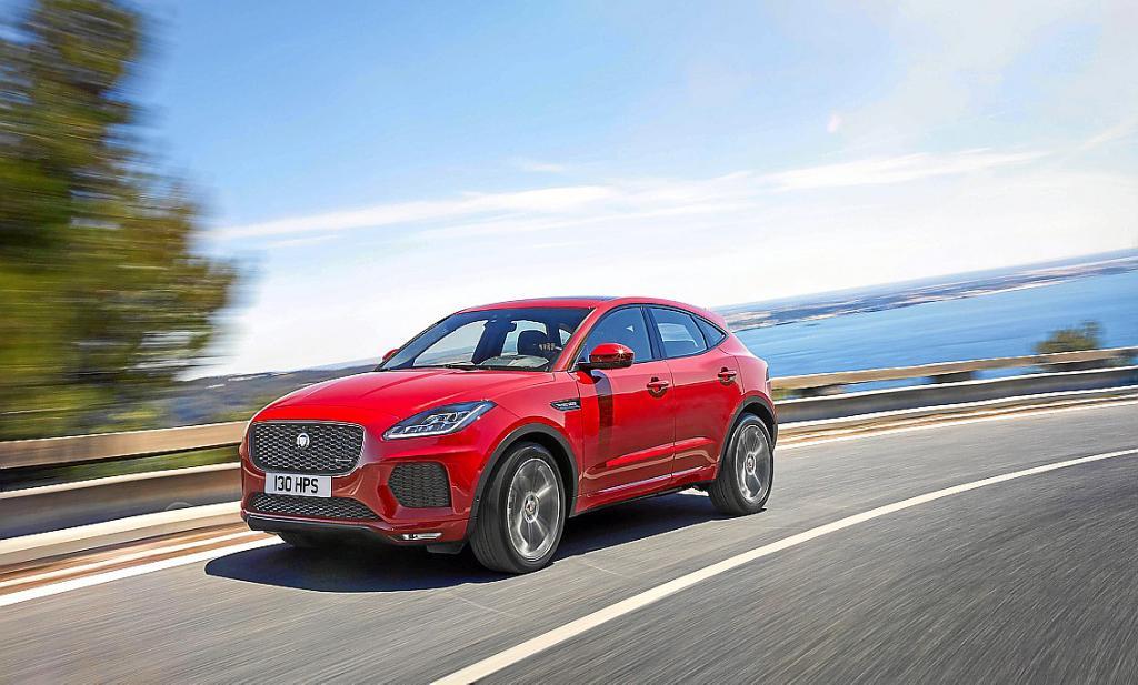 El Jaguar E-Pace se producirá tanto en Europa como en Asia