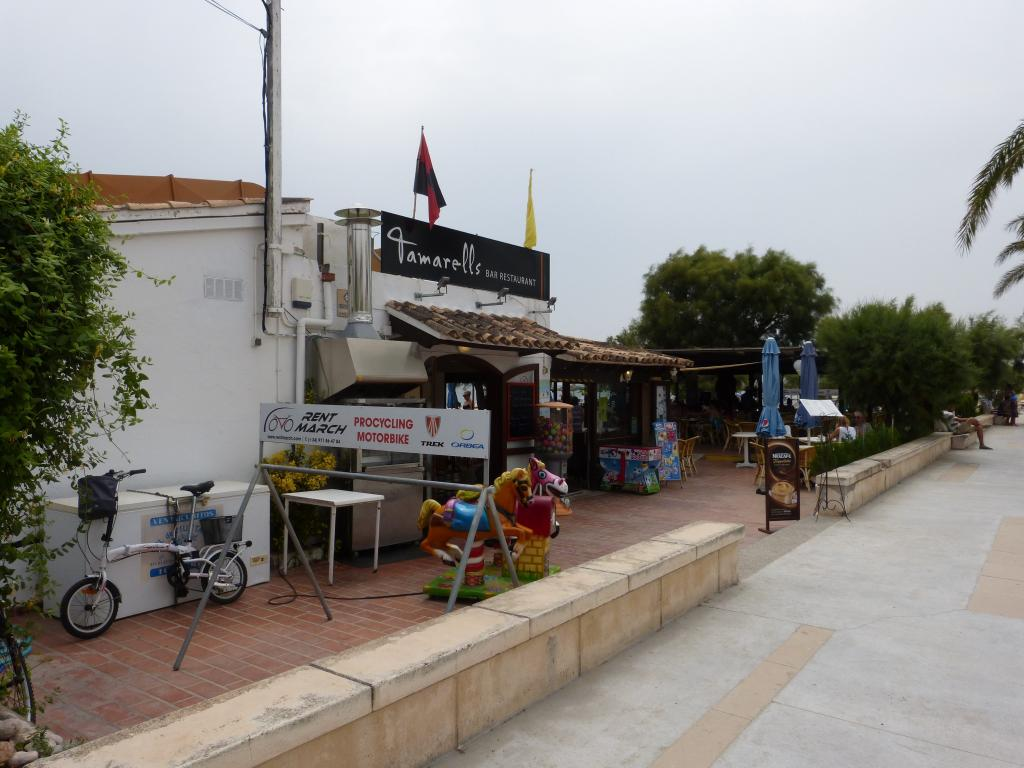 Restaurant Tamarells