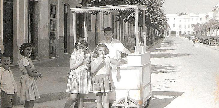 carrito helados Torres