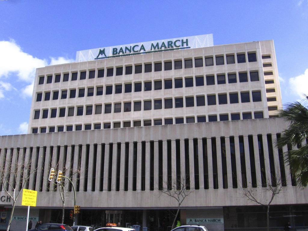 Banca march obtuvo un beneficio neto de 136 millones en for Oficinas banca march palma