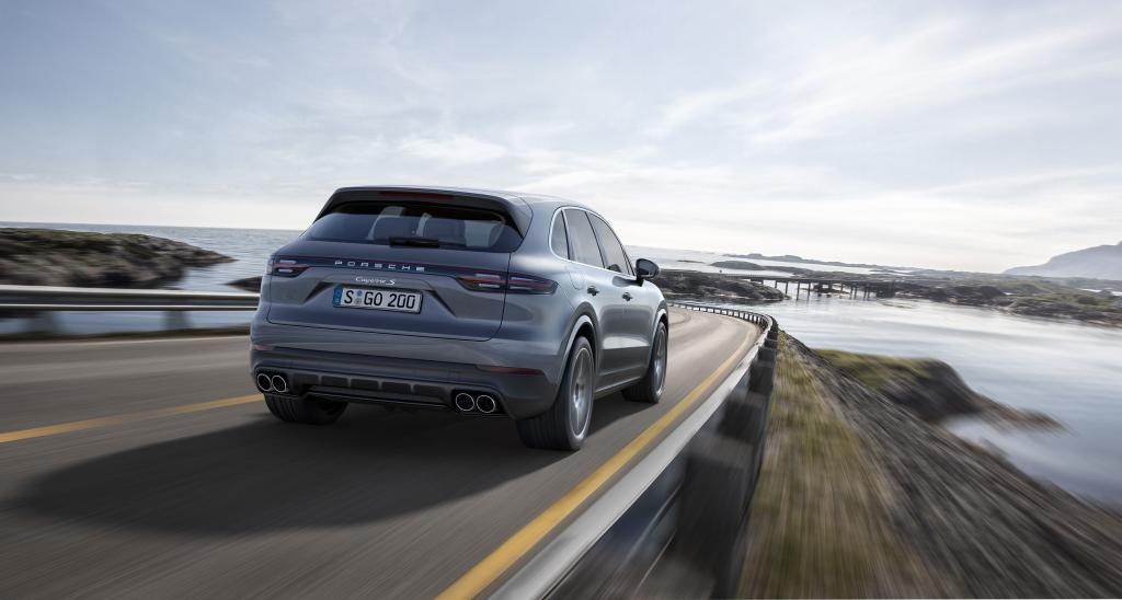 Porsche Cayenne, estreno mundial