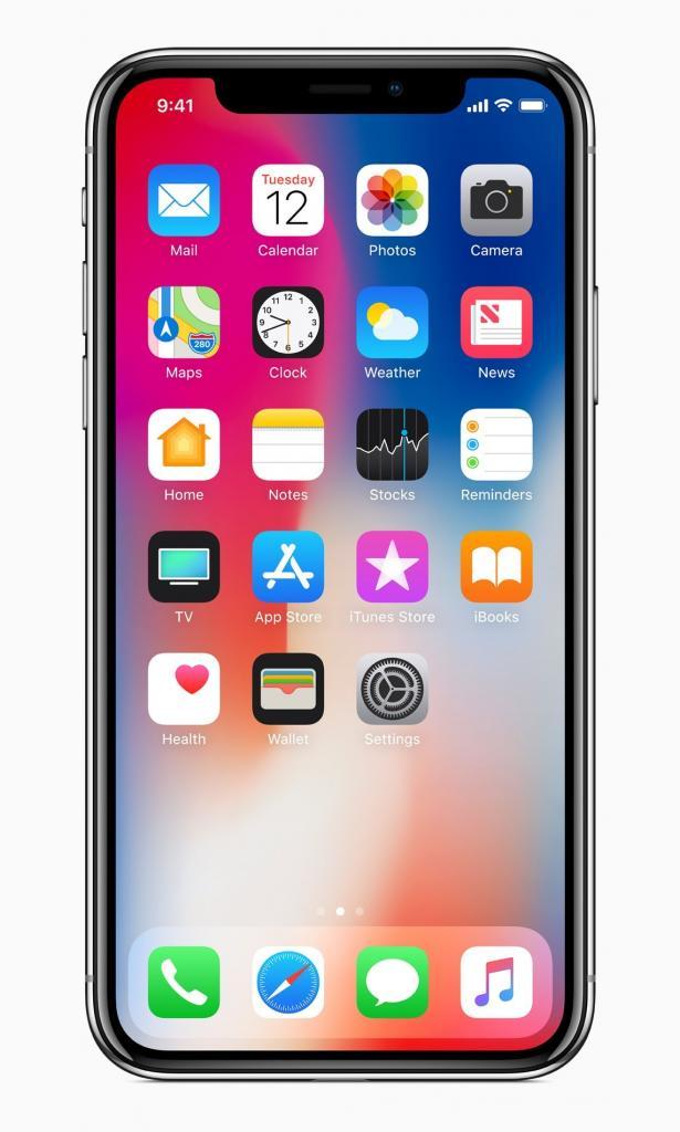 Apple launch - iPhone X