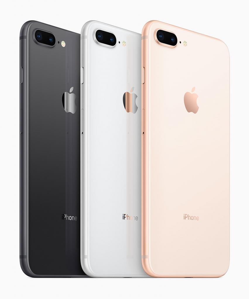 Lanzamiento Apple - iPhone 8