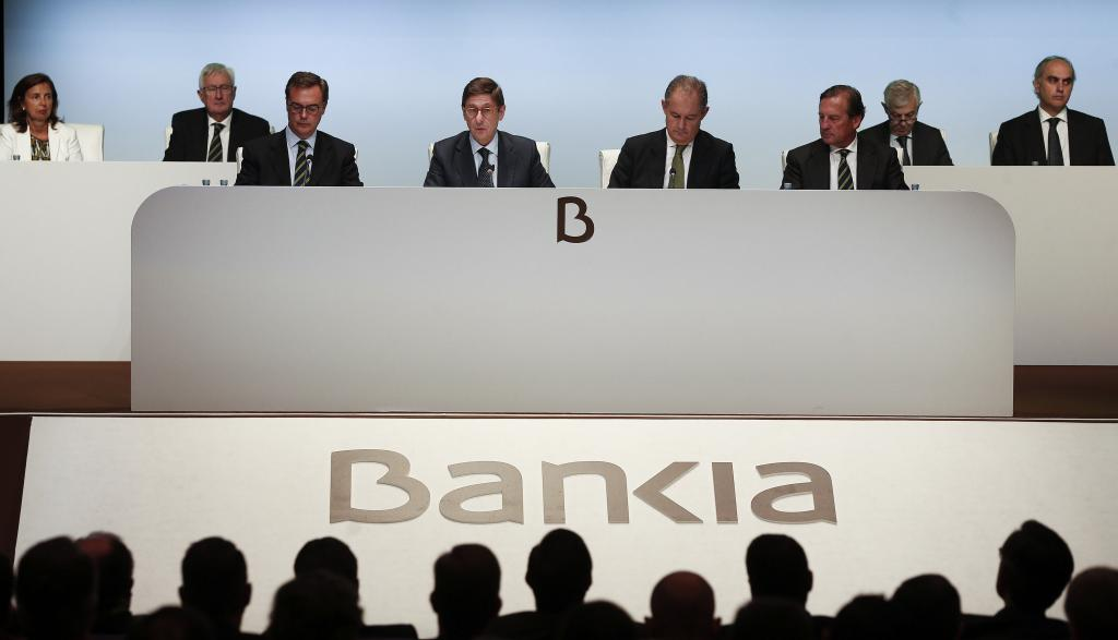 JUNTA GENERAL EXTRAORDINARIA DE ACCIONISTAS DE BANKIA
