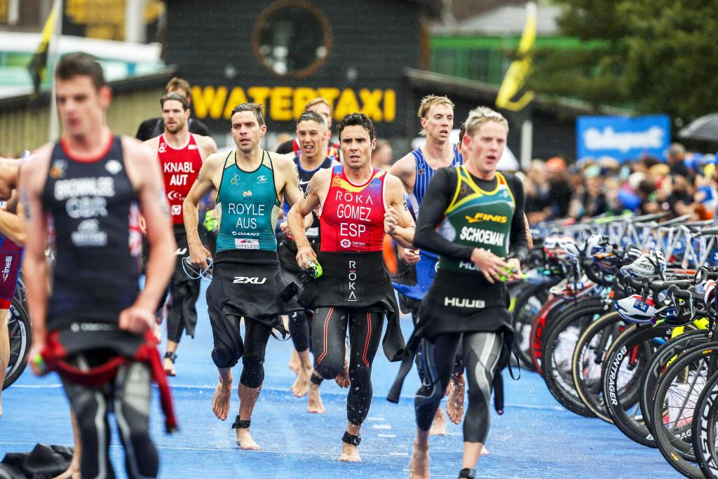 World Triathlon Grand Final in Rotterdam