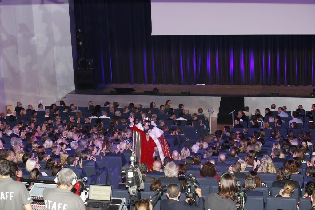palma local inauguracion palau de congresos foto joan torres