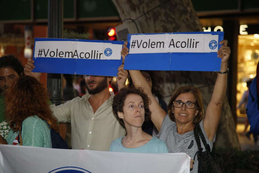 palma local manifestacio defensab refuguiats foto joan torres