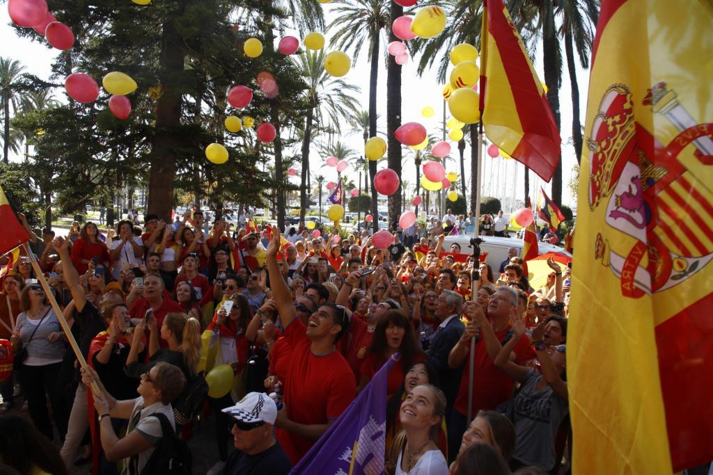 Marcha por la unidad de España