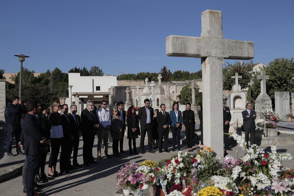 palma visita alcalde cementerio foto morey