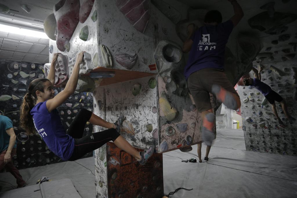 palma rocodromo de inca deportes foto morey