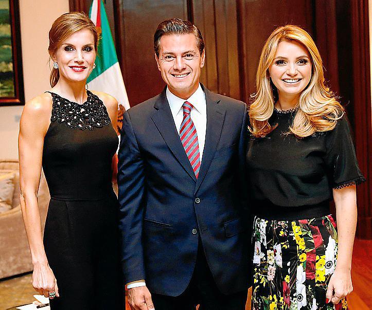 La reina Letizia en México para asistir a la Cumbre Mundial contra el Cáncer
