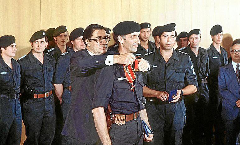 Bundesverdienstkreuz für GSG 9