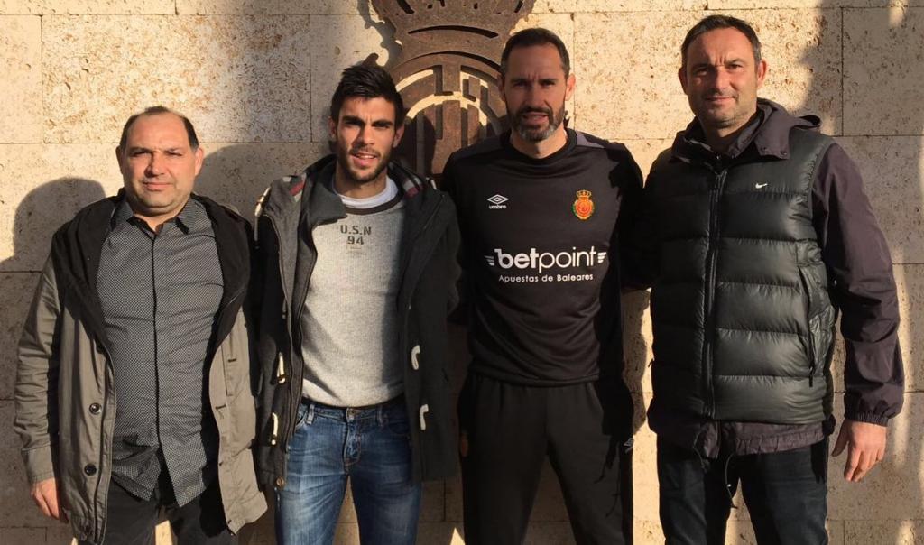 Salva Ruiz firma hasta junio de 2019