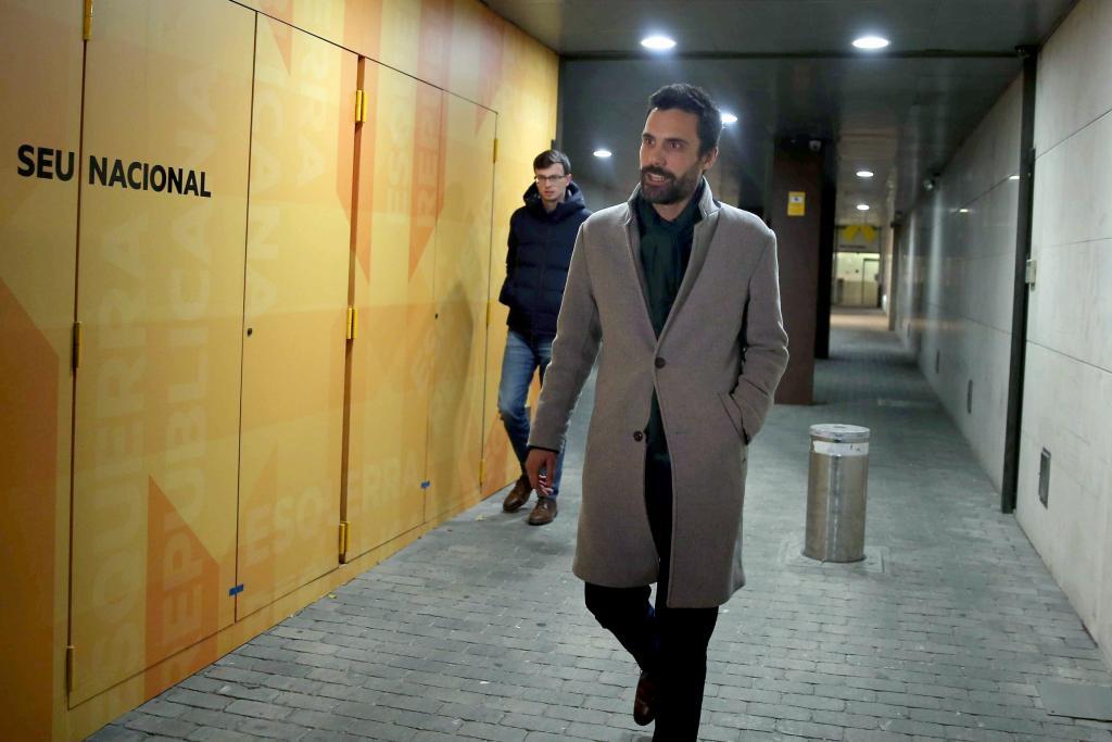 JXCAT Y ERC AVALAN A TORRENT PARA EL PARLAMENT Y A PUIGDEMONT COMO PRESIDENT