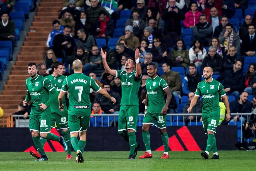 Real Madrid vs Leganés