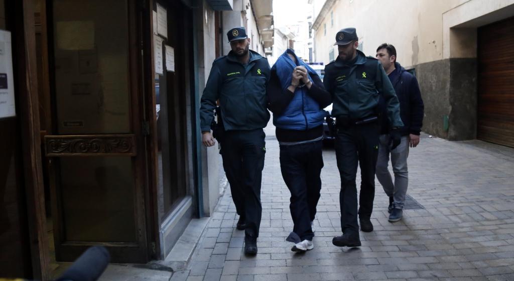Prisión para los tres atracadores de Porreres