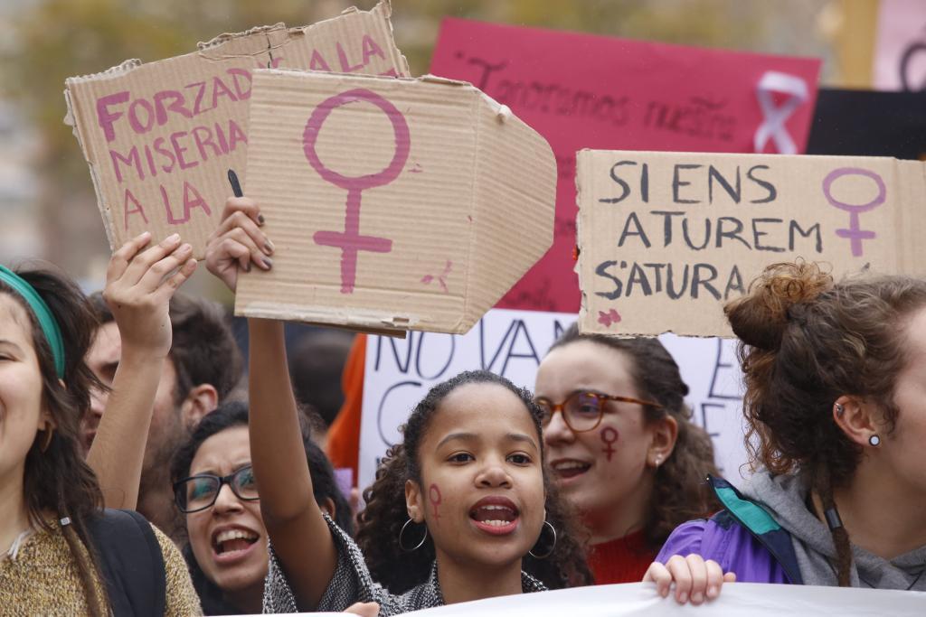 Manifestación estudiantes