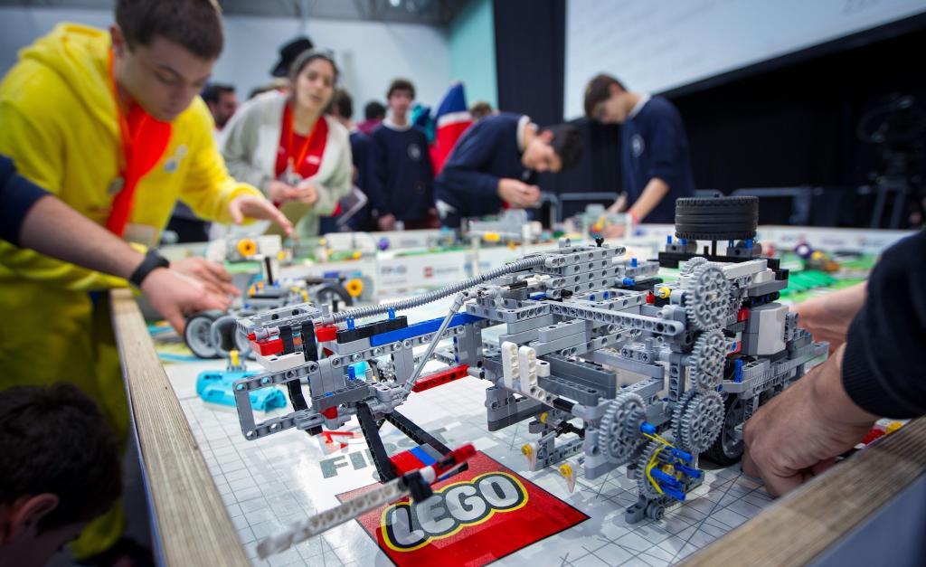 GRAN FINAL FIRST LEGO LEAGUE