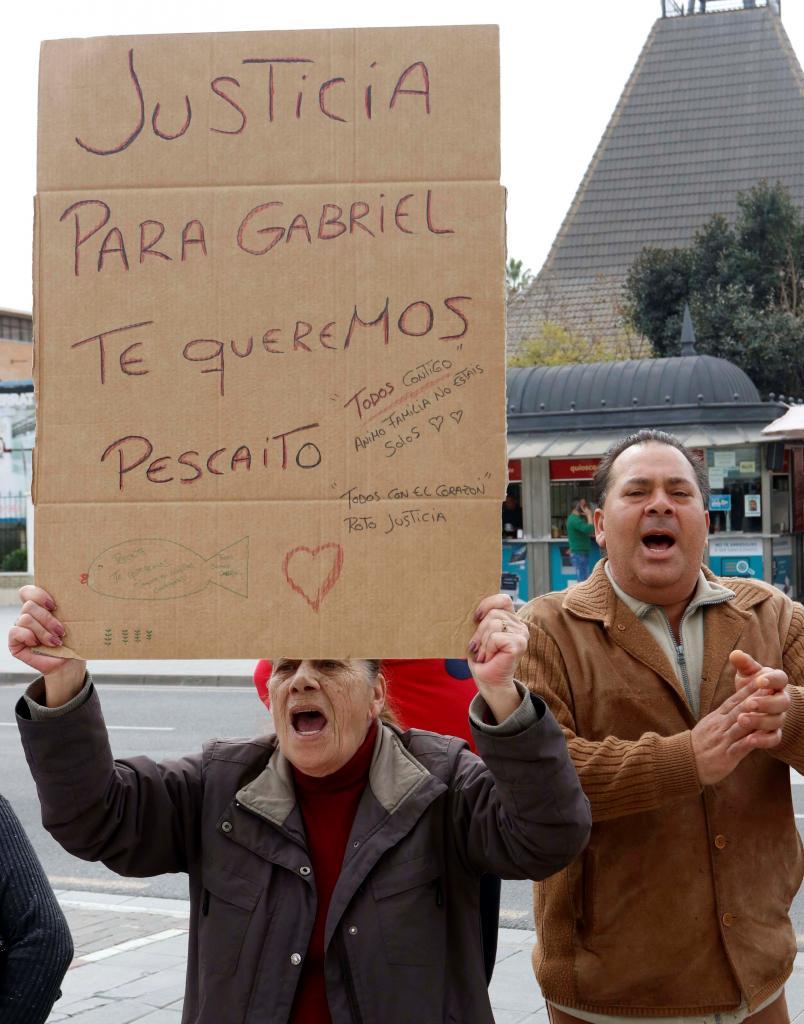 PASA A DISPOSICIÓN JUDICIAL LA AUTORA CONFESA DE LA MUERTE DEL NIÑO GABRIEL CRUZ