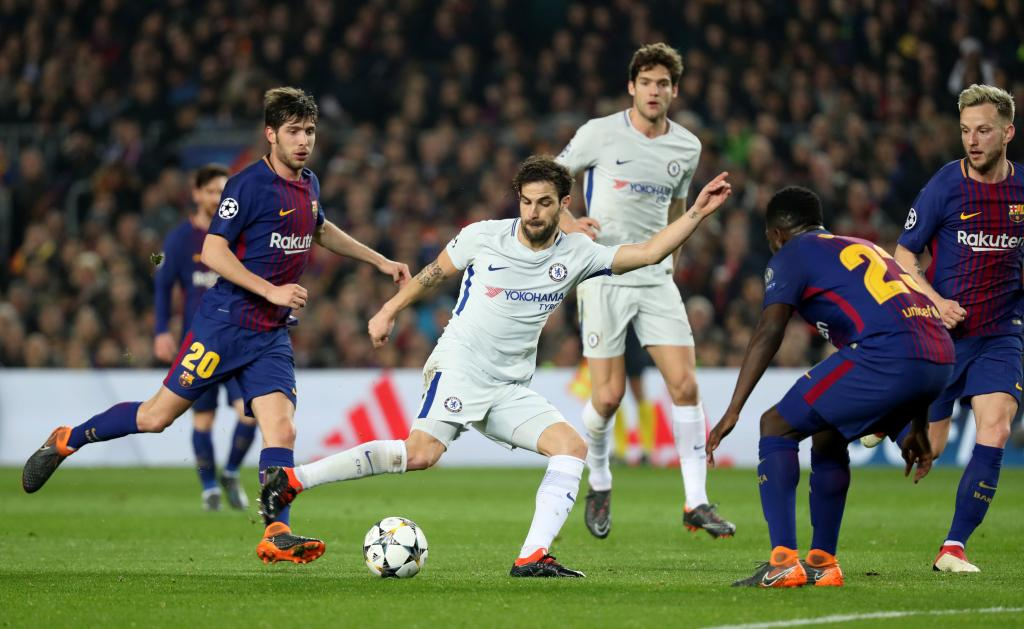 Champions League Round of 16 Second Leg - FC Barcelona vs Chelsea