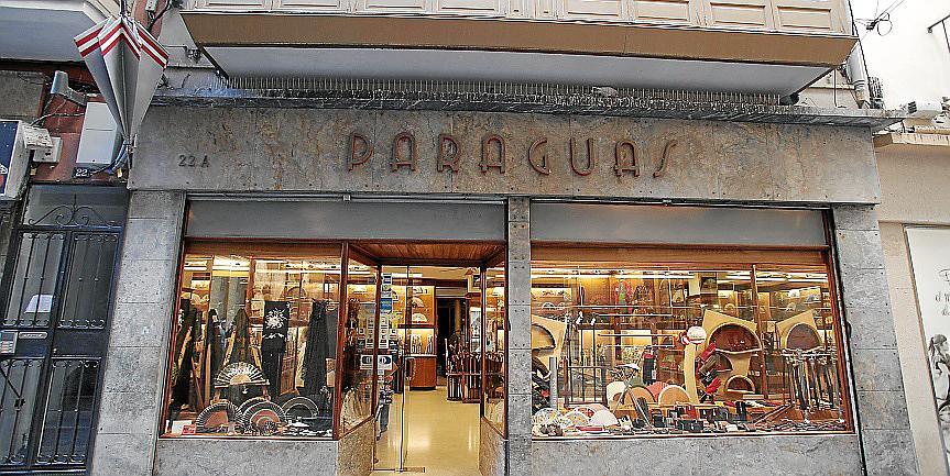 tienda Paraguas en Palma