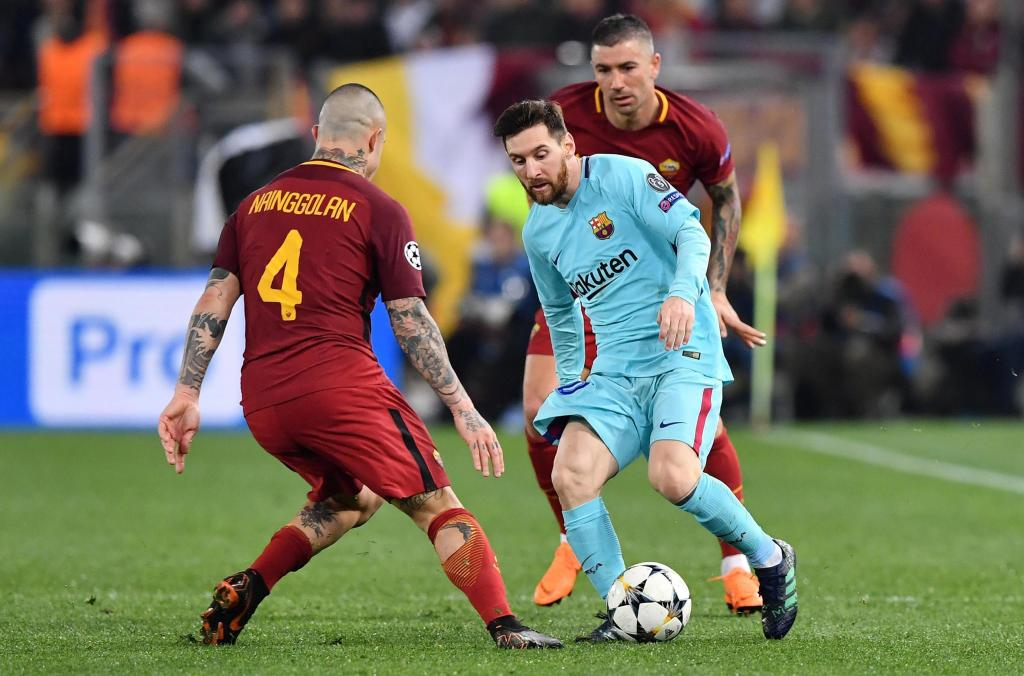 AS Roma - FC Barcelona