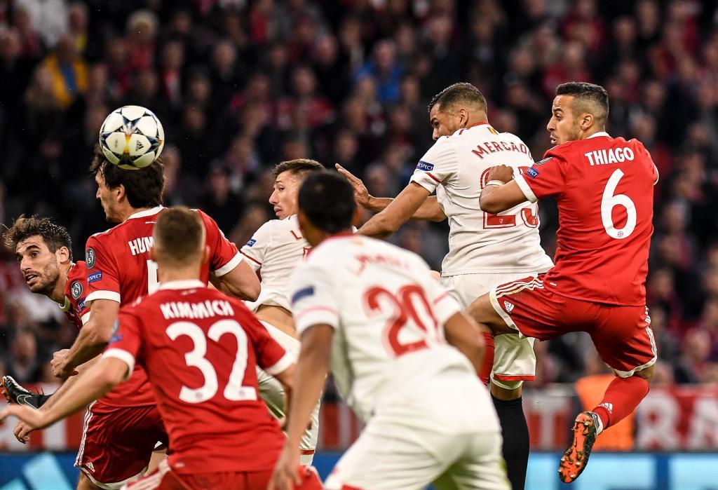 Bayern Múnich vs Sevilla FC