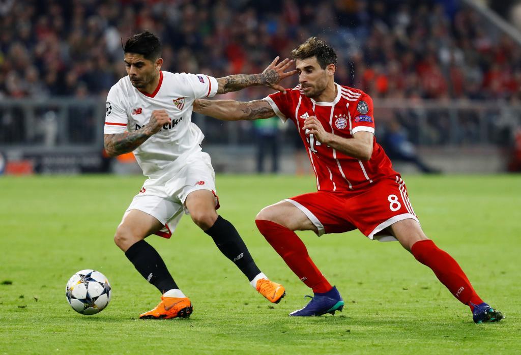 Champions League Quarter Final Second Leg - Bayern Munich vs Sevilla