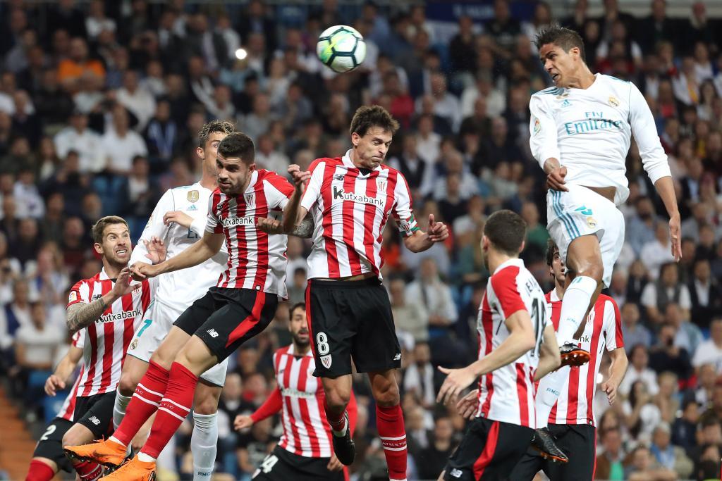 La Liga Santander - Real Madrid vs Athletic Bilbao