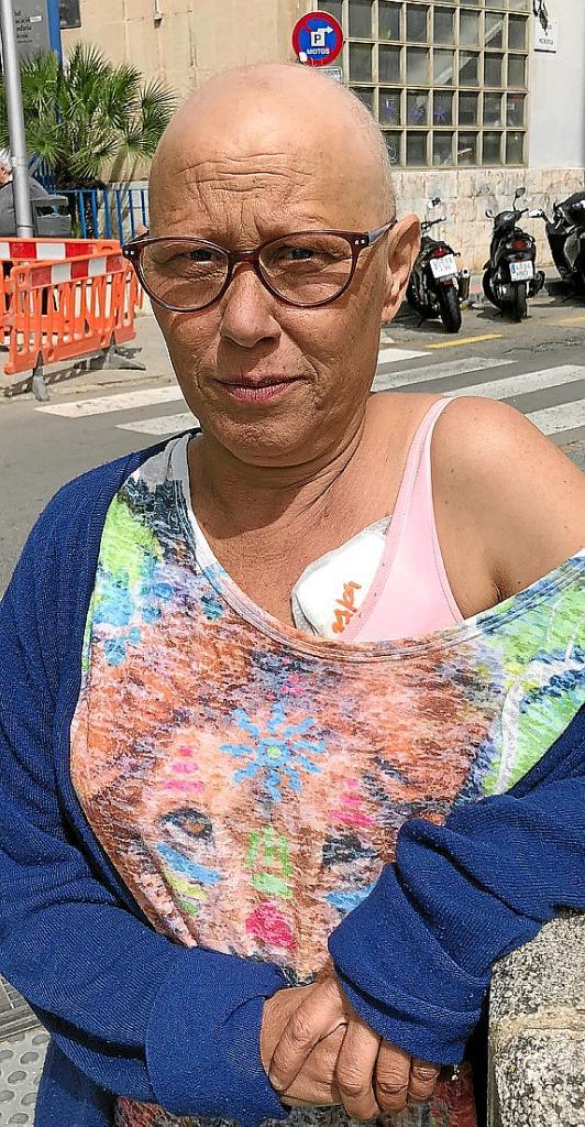 Felicidad sale del hospital: «Quiero dar las gracias a todos por las ayudas que he recibido»