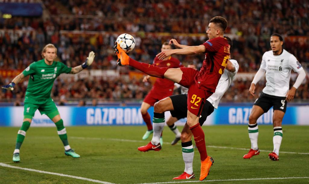 Champions League Semi Final Second Leg - AS Roma v Liverpool