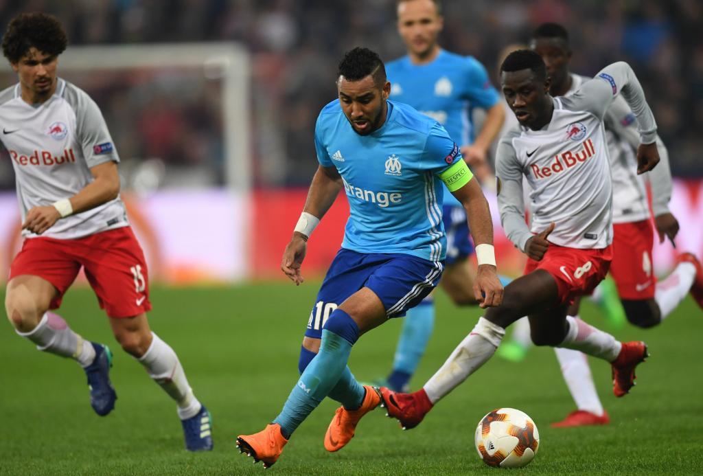 FC Salzburgo vs Olympique Marsella