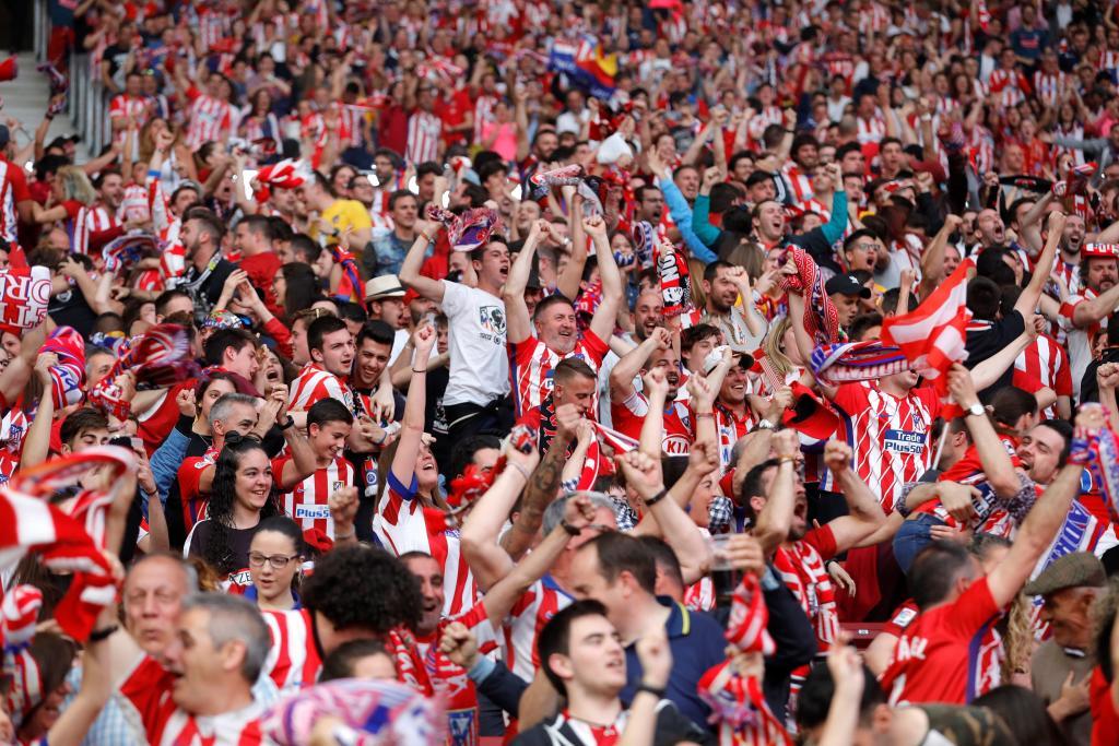 El Atlético conquista la Europa League