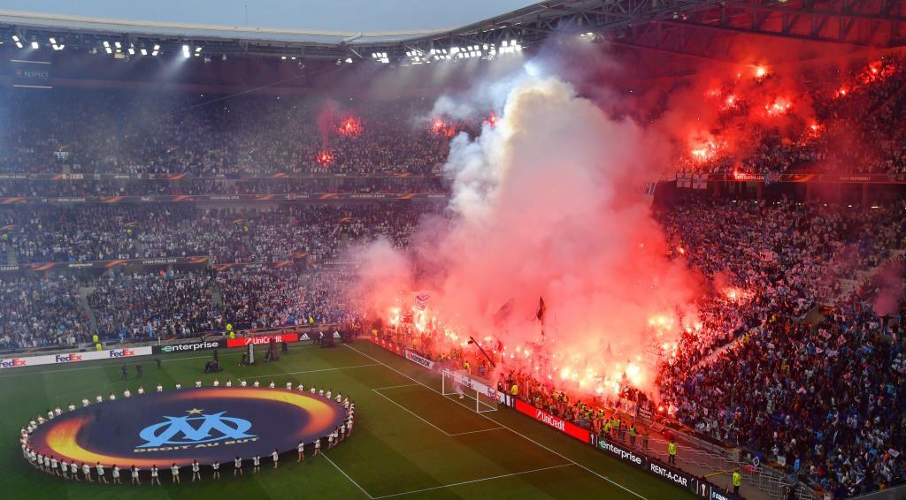 Atlético Madrid - Olympique de Marsella