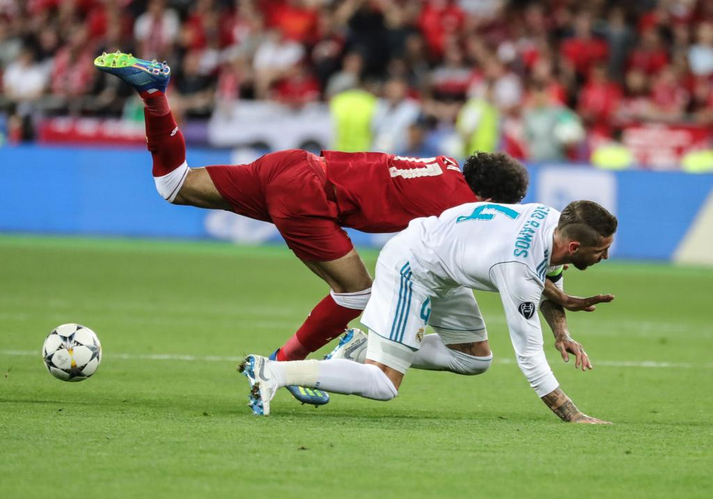 UCL Final 2018 - Real Madrid vs Liverpool FC