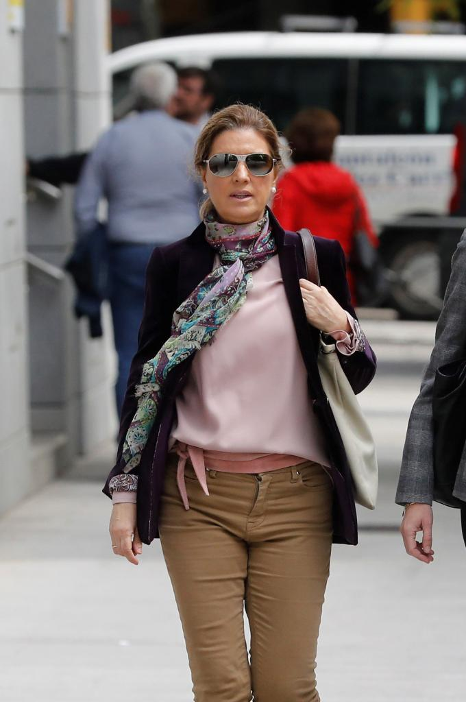 La mujer de Bárcenas y 7 condenados por Gürtel sabrán hoy si van a prisión