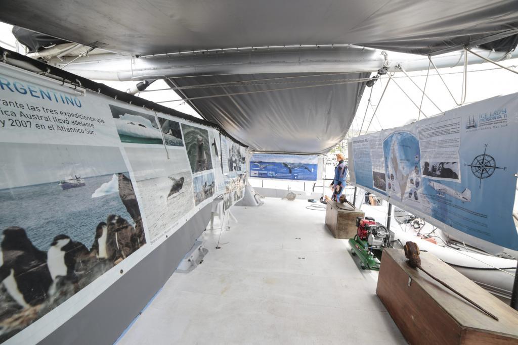palma report barco cientifico puerto portals foto miquel a cañellas
