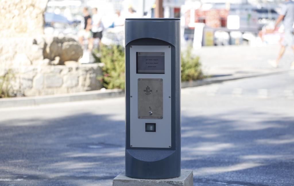Las cámaras de la Marina y Dalt Vila ya multan a los vehículos sin autorización