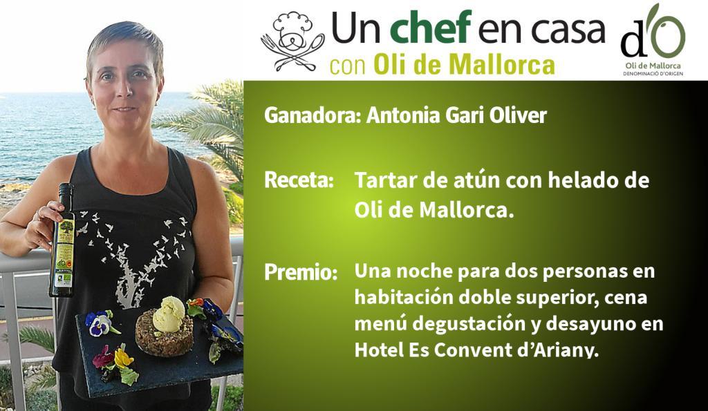 Antonia Gari Oliver