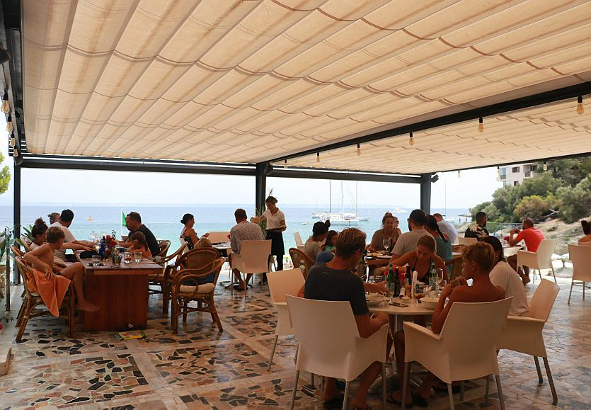 Palma Discreto, Beach club, Fotos: Pere J.