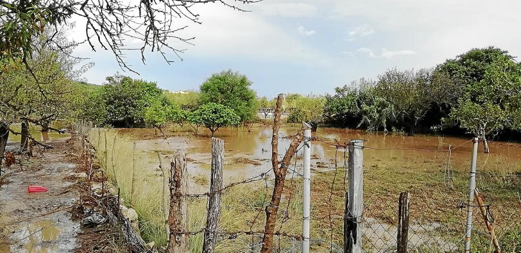 inundaciones selva;