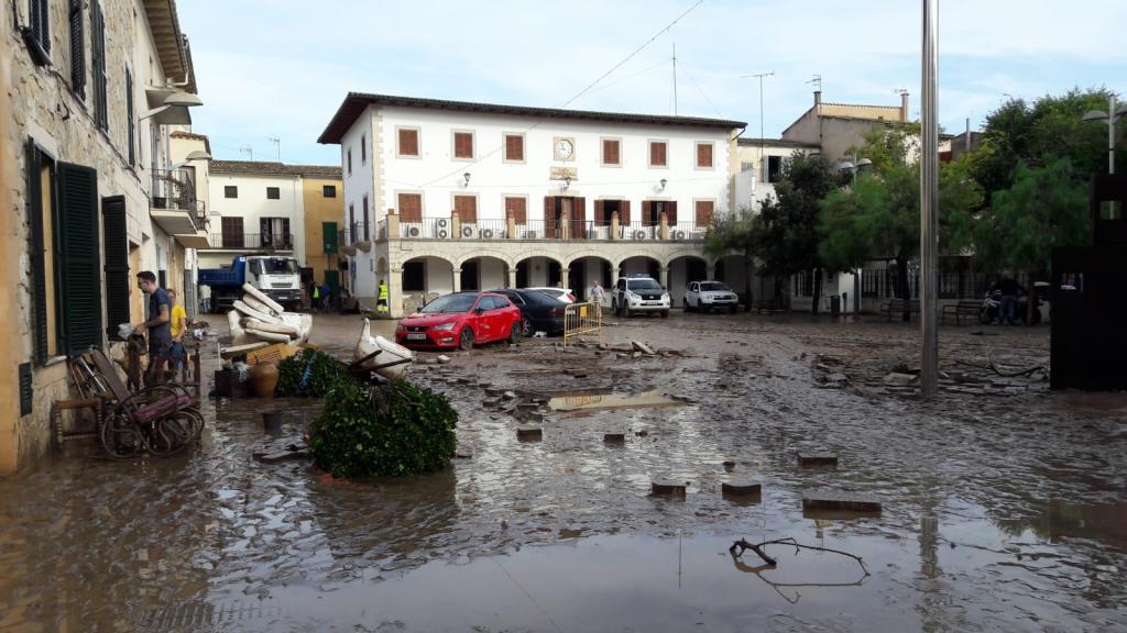 Ya son 6 los fallecidos por la tormenta mortal de Sant Llorenç