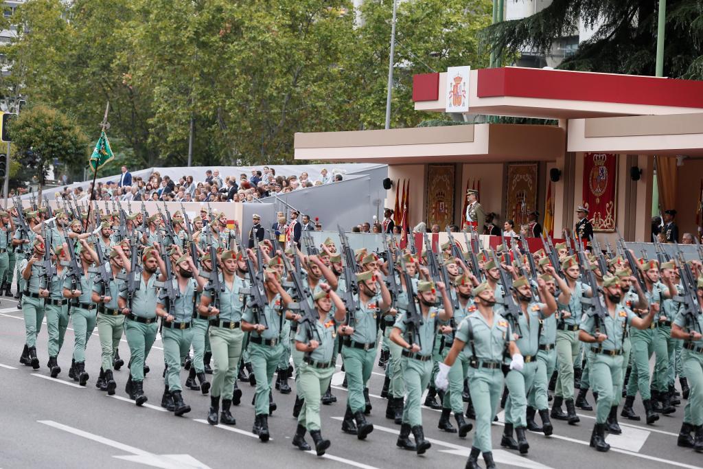 Actos conmemorativos del Día de la Fiesta Nacional